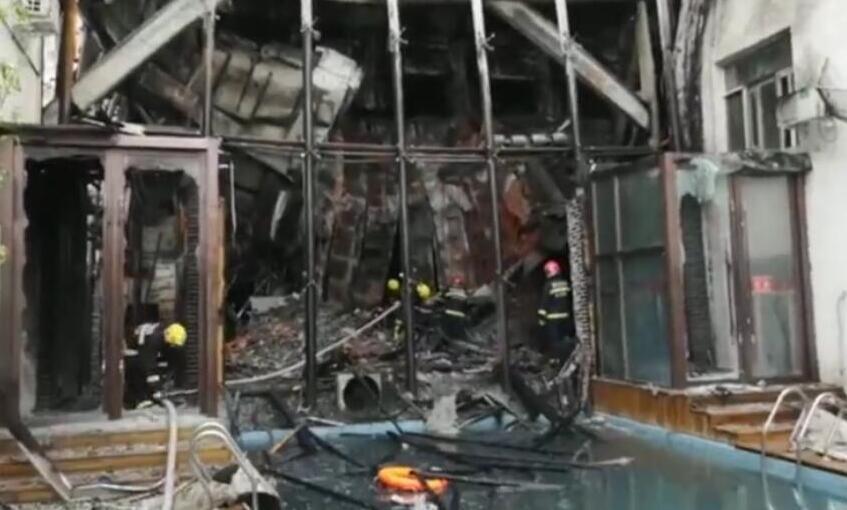 哈尔滨太阳岛酒店火灾已致20人死亡!事发当晚115人入住
